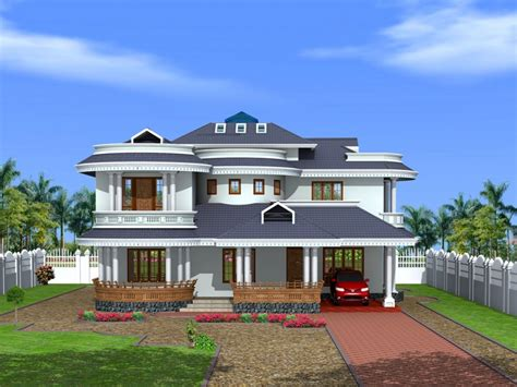 three bedroom houses small house exterior design kerala house exterior designs