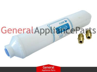 universal refrigerator water filter  replaces whirlpool