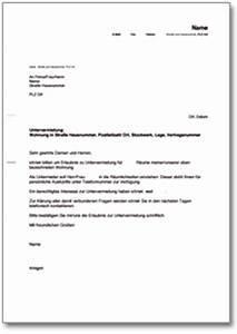 Haus Kündigung Schreiben : dehoga shop schreiben an vermieter mit bitte um ~ Lizthompson.info Haus und Dekorationen