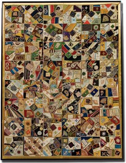 Crazy Quilt Quilts Bilyeu Stitches Nebraska Michele