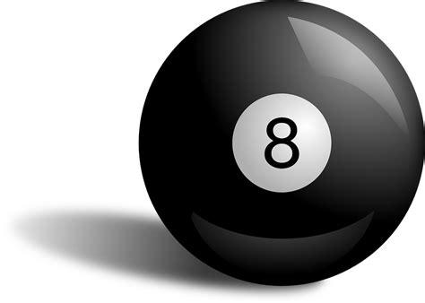 Ball Black Pool · Free vector graphic on Pixabay