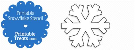 Snowflakes Printable Pictures# 2697317