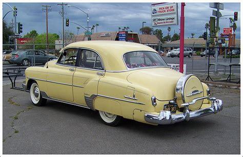 1952 Chevrolet Deluxe Photos, Informations, Articles