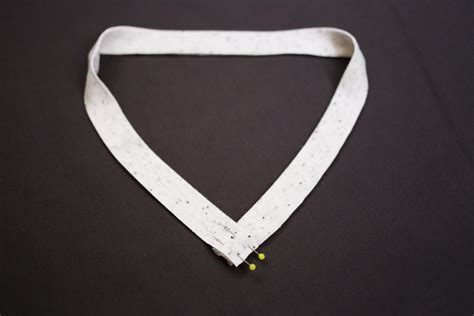 Instead use a few sewing techniques to create a new neckline. How to Sew a V-Neck Neckband | Alina Sewing + Design Co.