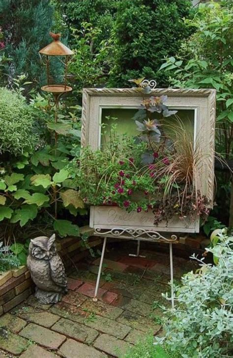upcycled garden planters upcycle art