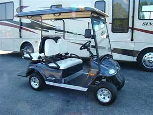 Rv Parts 2010 Zone Electric Car    Cart For Sale Atv Utvs