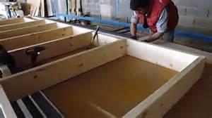 fabrication panneaux 224 ossature bois