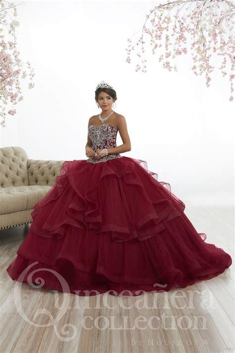 quinceanera  sweet  dresses  house  wu