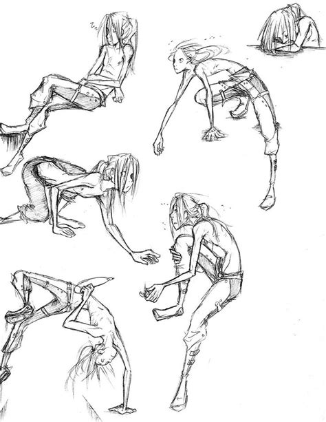 dynamic poses ideas  pinterest action poses