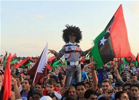 gaddafi   libya diaspora   quest