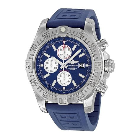 Breitling Super Avenger Ii Automatic Chronograph Blue. White Gold Jewellery. Rating Diamond. Chunky Stud Earrings. Auction Engagement Rings