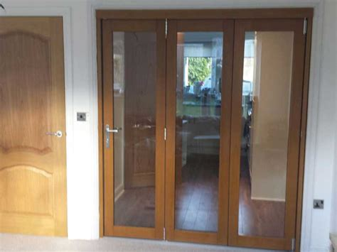 bi fold door installers  yorkshire alpine glass