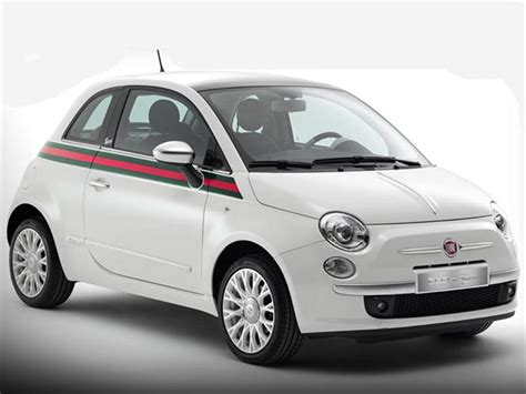 4.5 out of 5 stars. Fiat 500 Gucci (2012)