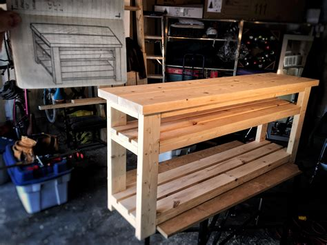 planned  executed   dowel tv stand httpift