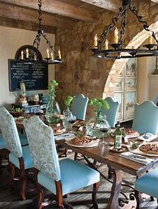 25, Mediterranean, Dining, Room, Design, Ideas