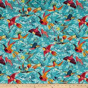 Natural World Tropical Birds Tropical - Discount Designer ...
