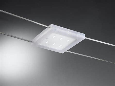 Sistemi Illuminazione Su Cavi by Illuminazione Su Cavo Elettrificato Con Su Binario