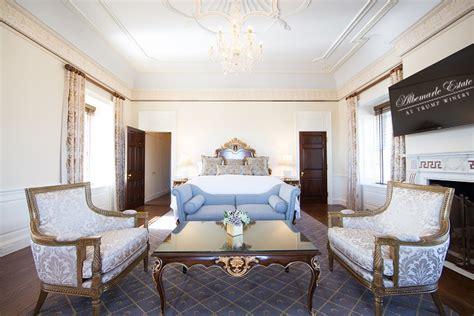 lodging charlottesville va albemarle estate  trump