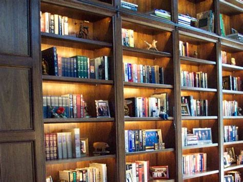 A Book Lighting Display Systems For Library Light Fixtures