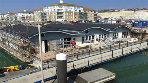 Yacht New Brighton by Brighton Yacht Club Relocates