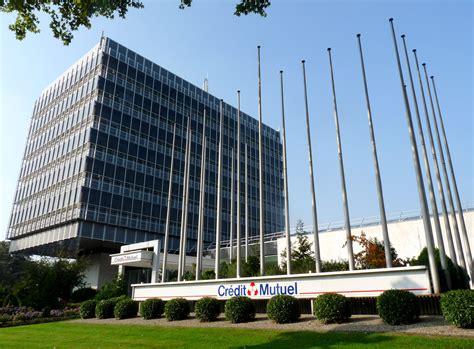 adresse siege credit mutuel crédit mutuel centre est europe