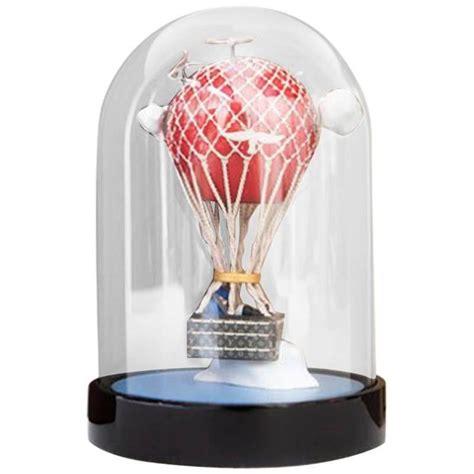 louis vuitton hot air balloon snow globe vip  stdibs