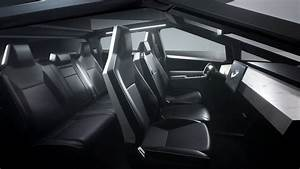 Tesla Cybertruck Prototype 2019 Interior Wallpaper | HD Car Wallpapers | ID #13818