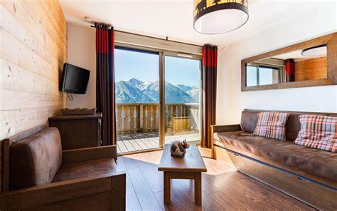chalet de l ours st lary residence lagrange les chalets de l adet 10 lary soulan location vacances ski