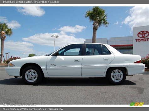 1998 Buick Skylark by 1998 Buick Skylark Custom In Bright White Photo No