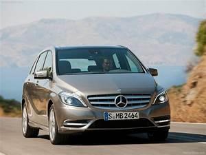 Nouvelle Mercedes Classe B : la nouvelle mercedes classe b news auto ~ Nature-et-papiers.com Idées de Décoration