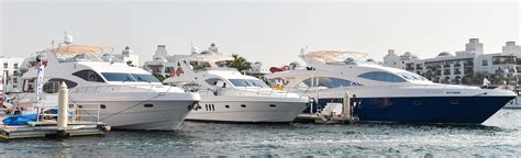 Southton Boat Show 2017 Review by In Review Gulf Craft At The Dubai Pre Owned Boat Show 2017