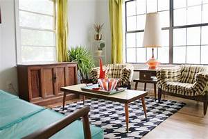 Living Style Möbel : vintage einrichtung einrichtungsideen im retro stil ~ Watch28wear.com Haus und Dekorationen