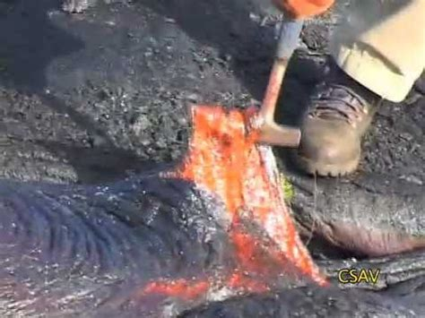 Spencers Lava L Not Working by Csav Hawaii Sling Molten Lava Uh Hilo Geology