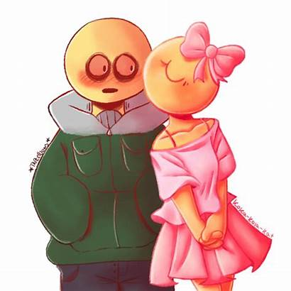 Cursed Emoji Couple