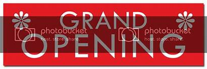 Banner Grand Opening Sign Feet Vinyl Duty