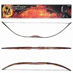 The Hunger Games - NECA - Katniss Everdeen Bow replica ...
