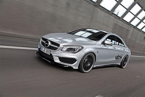 2014 Mercedes-benz Cla-class By Vath Review