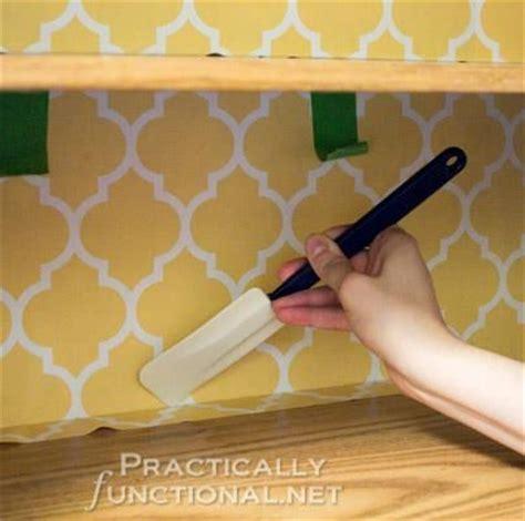 wallpaper cabinets ideas  pinterest