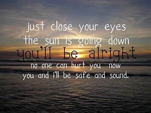 Safe and Sound-- Taylor Swift   Music   Pinterest