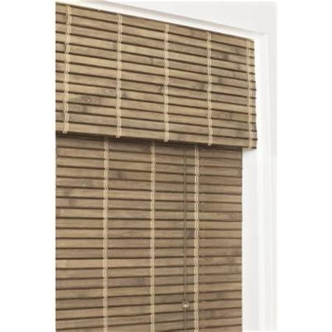 home decorators collection blinds home decorators collection driftwood flatweave bamboo