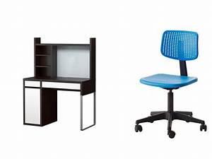Chaise Pour Bureau : chaise de bureau junior ikea ~ Teatrodelosmanantiales.com Idées de Décoration