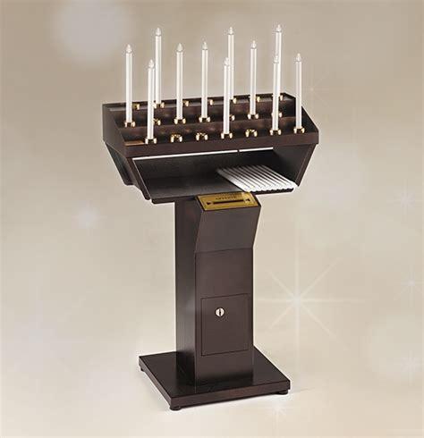 Candele Elettriche by Candele Elettriche Di Ricambio Per Chiesa Votivo Arredi
