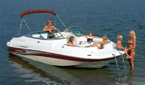 Old Boat Ls by Research Caravelle Boats 218 Ls Deck Boat 2008 On Iboats