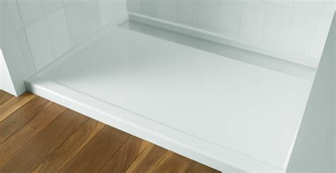 Acrylic Shower Bases   Care & Cleaning   Kitchen Resources