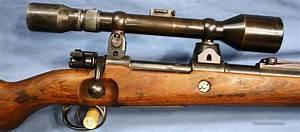 Mauser Brazilian Model 1908 Made By Dwm Germany    For Sale