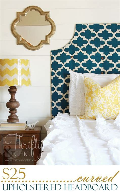 Headboard Diy Upholstered by Make Your Own Upholstered Headboard Diy Projects Craft