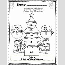 First Grade Holiday Math Packet *common Core Aligned  Common Cores, Math And Holidays