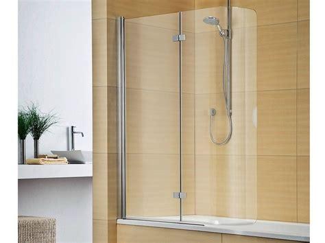 paradoccia per vasca pieghevole parete per vasca pieghevole in cristallo multi s 4000 duka