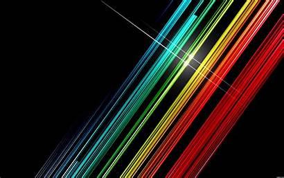 Rainbow Colors Wallpapers Fanpop Colour Colorful Lines
