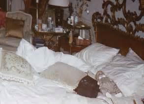 Michael Jackson Death Bedroom